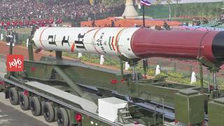 India Successfully Tested- Agni 5 Ballistic Missile | YOYO TV Channel