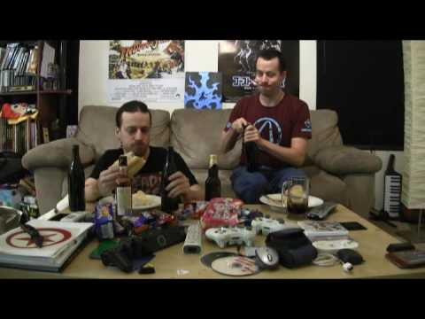 Spoony Tries Highlander Brew (and a ton of irish candy)