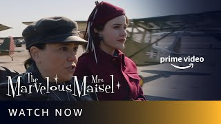 Watch Now - The Marvelous Mrs. Maisel Season 3   Amazon Prime Video