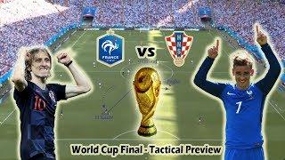 France vs Croatia | Tactical Preview | World Cup Final