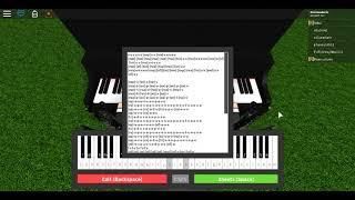 Insterstellar Main Theme ROBLOX Piano VP