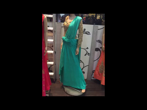 Nikhat Sheikh designers​ party wear...