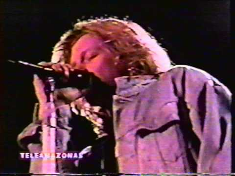 Bon Jovi - Because The Night (Quito 1995) Patti Smith Cover - A Capella