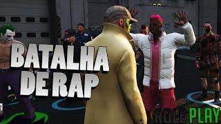 SKIPNHO NA BATALHA DE RAP - #4 ROLEPLAY