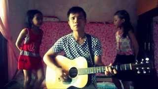 Liên Khúc Thiếu Nhi - Guitar Cover - Văn Trên ft. Huyền - Ngân