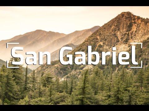 San Gabriel Mountains Road Trip Presented by Toyota #RAV4Hybrid