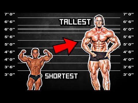 shortest-vs-tallest-bodybuilders-ever---does-size-matter?