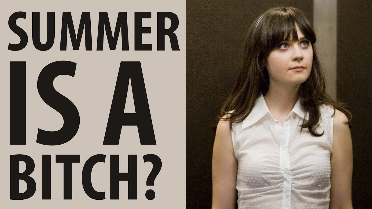 500 days of summer | Toxic relationships are required.