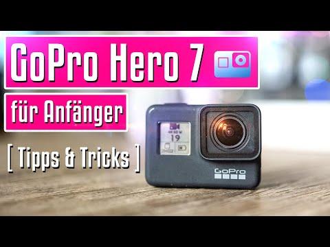 GoPro Hero 7 für Anfänger | Benutzeranleitung | Tipps und Tricks | Tutorial deutsch thumbnail