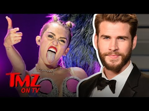 Liam Hemsworth Files For Divorce from Miley Cyrus  TMZ TV