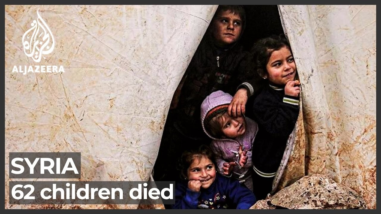 Download Syria's war: Aid agencies concerned about children's safety