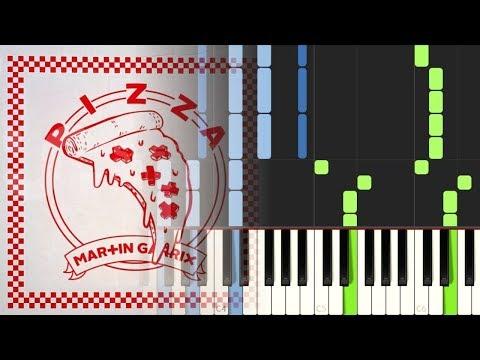 [MIDI] Martin Garrix - Pizza