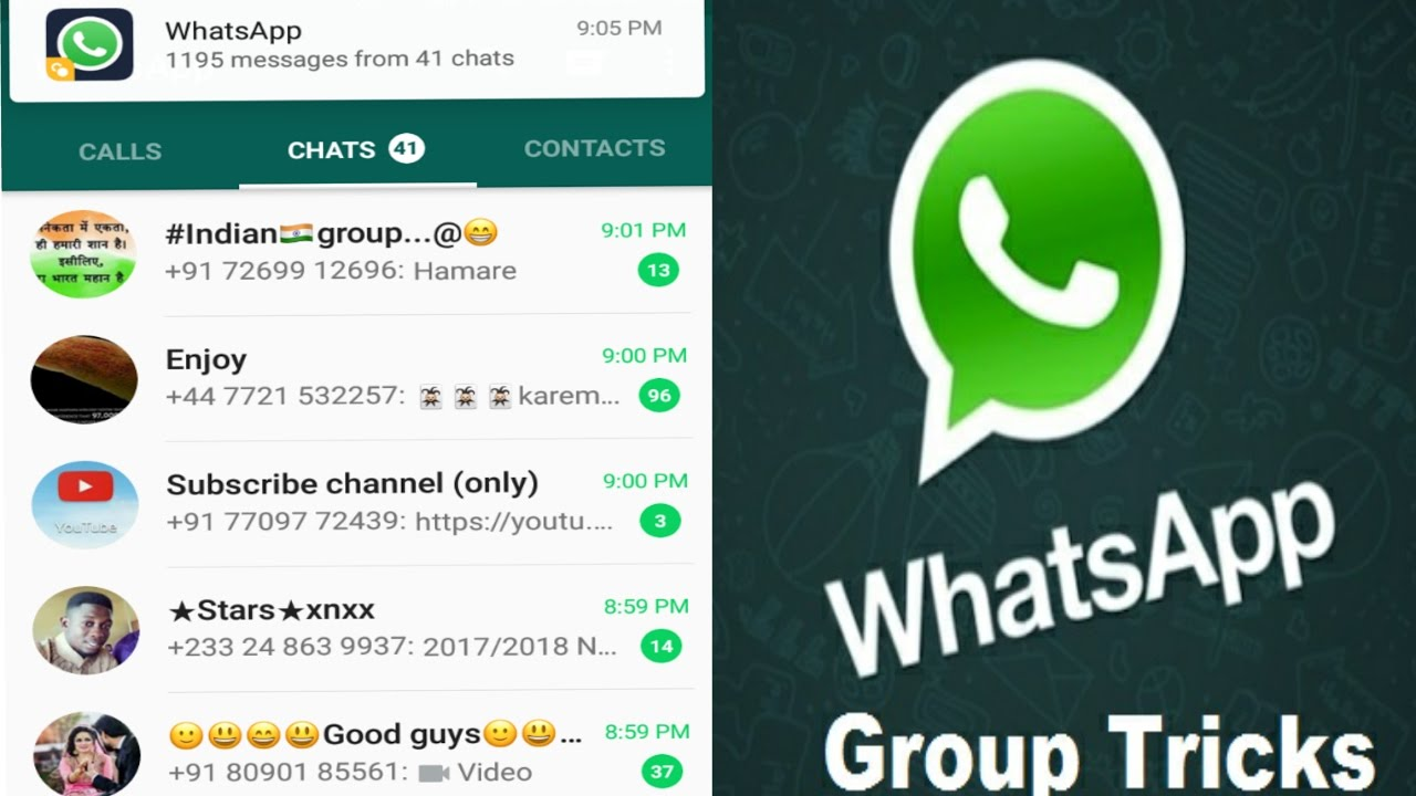 How to add yourself in Whatsapp group without admin