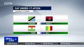CAF U17 AFCON: Ghana through to semi-finals after 5-0 win over hosts Gabon