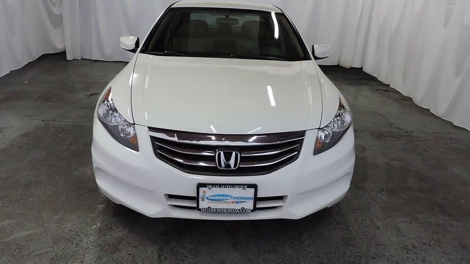 2011 Honda Accord Sdn Hudson, West New York, Jersey City, Tenafly, Paramus,  NJ HHBA119896U