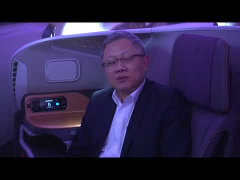 Singapore Airlines new A380 | Corporate Travel Concierge
