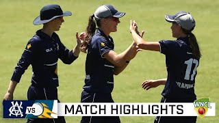 Vics continue hot streak with crushing win over Meteors | WNCL 2021