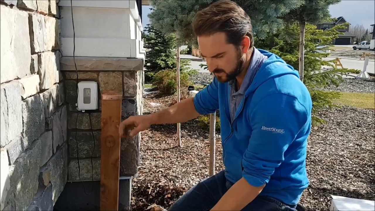 How to install low voltage outdoor landscape lighting 10 - How to install exterior lighting ...