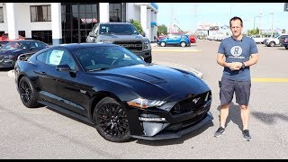 Is the 2019 Ford Mustang GT Performance Pack a GOOD daily driver?
