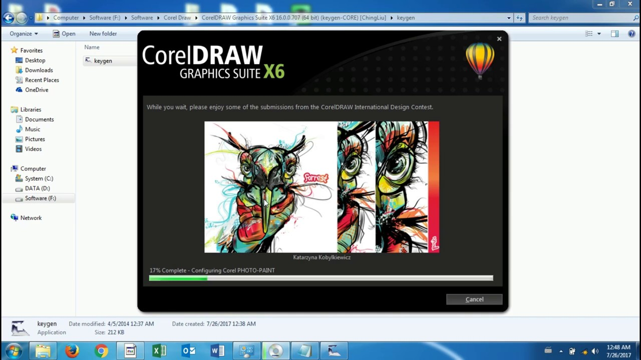 corel draw x6 new serial number