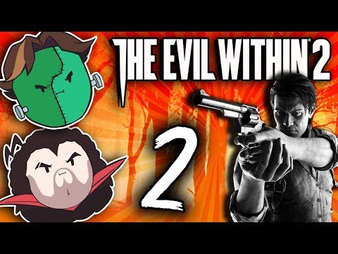 The Evil Within 2: A Pun-filled Episode! - PART 2 - Game Grumps |