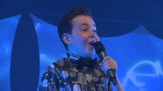 COUNT ON ME ? BRUNO MARS performed by FREDDIE HUNTER at TeenStar singing contest