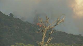 Au moins 600 hectares ont brûlé dans le Luberon