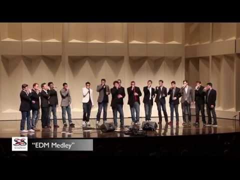 Soul2Soul performing EDM Medley (a cappella cover)