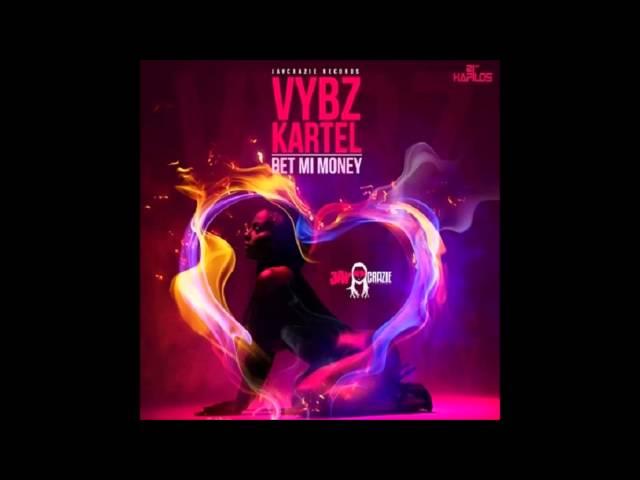 Vybz Kartel- Bet mi money instrumental remake