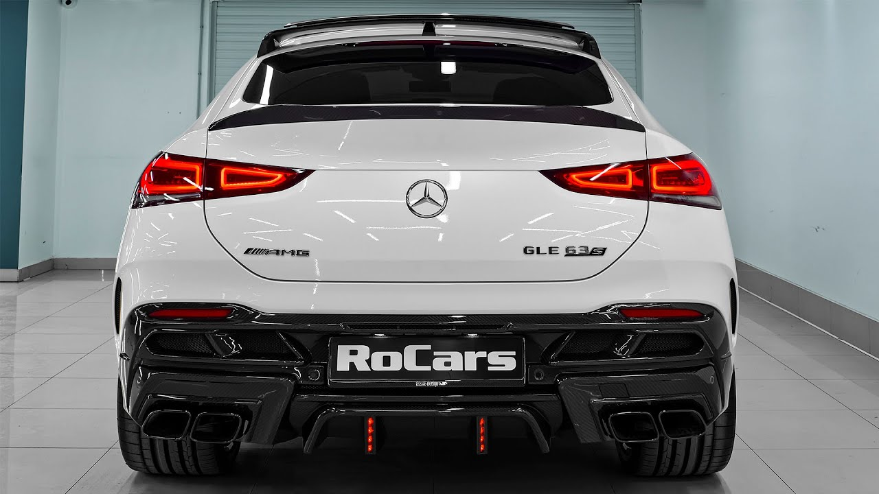 2021 Mercedes-AMG GLE 63 S Coupe - Gorgeous Project from Larte Design