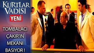 Tombalacı, Çakırın Mekanına Saldırıyor - Kurtlar Vadisi 20. Bölüm / 2018 - Yenİ
