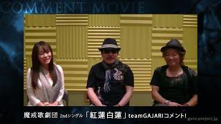 【必見】teamGAJARIよりコメントが届きました! 絶賛放送中TVシリーズ『...