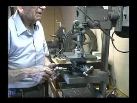 drill press milling machine conversion