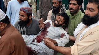 Wahlkampf in Pakistan: Blutiger Anschlag tötet mehr als 100 Menschen