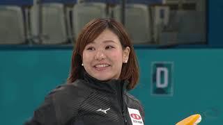 2018.11.10 ロコソラーレ vs MinJi Kim (韓国) FULL (PACC 2018   決勝)
