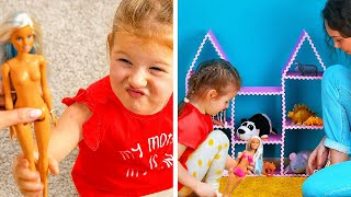 Being a Parent means... Be CRAFTY! CREATIVE DIY IDEAS FOR SMART MOMS AND DADS