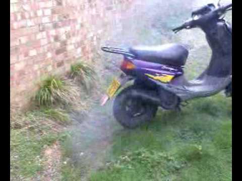 Moped smoky