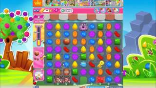 Candy Crush Saga Level 1442 (No Boosters)