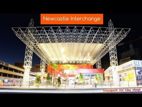Transport for NSW Vlog No.1105 Newcastle Interchange