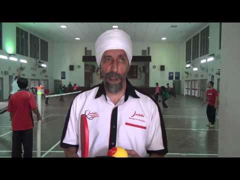 Jombola, a new Malaysian sport