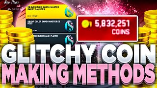 NEW GLITCHY COIN MAKING METHODS IN MADDEN 20!! | BEST METHODS TO MAKE FAST COINS MADDEN 20!