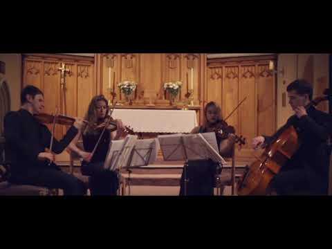 Arrival of the Birds - Cinematic Orchestra | Wedding String Quartet UK