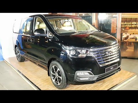 In Depth Tour Hyundai H-1 XG 2.4 [TQ] (2018) - Indonesia