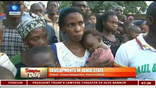 Benue Killings: Dare Suggests Military Formation Setup,Community Policing To Stem Menace Pt.2
