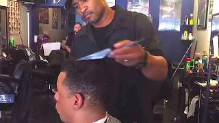 Flat Top South Street Barbers