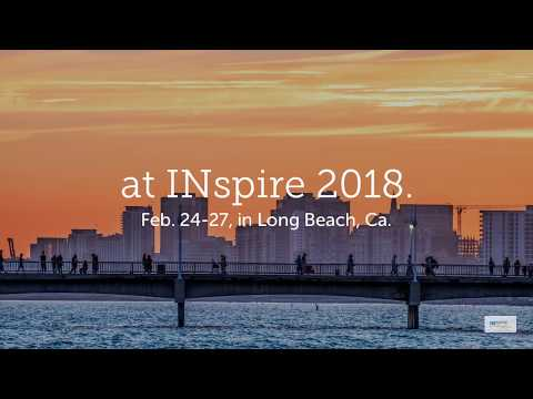 What's New at INspire 2018?