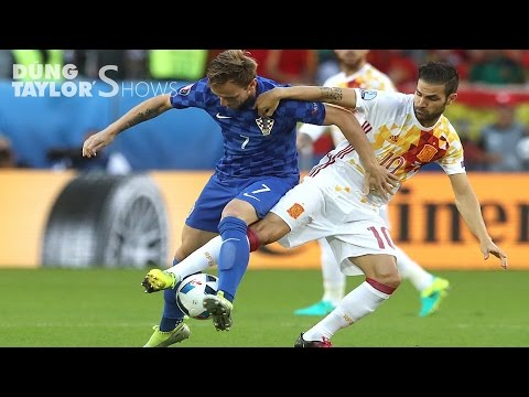 Croatia 2 - 1 Tây Ban Nha: Cục diện xoay chuyển khó tin