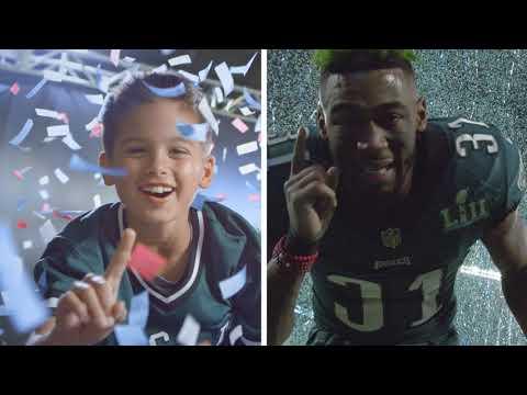 Super Bowl Experience, Live The Story - Celebration (:30)