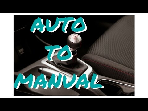 AUTO TO MANUAL  HSG EP. 4-44