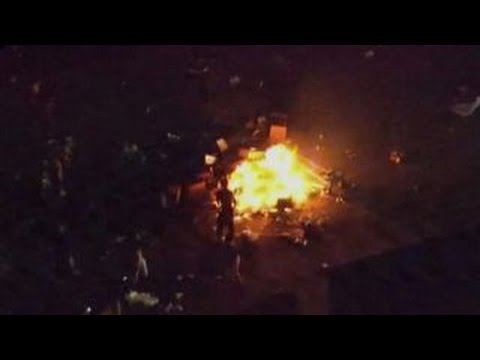 More racial unrest in North Carolina